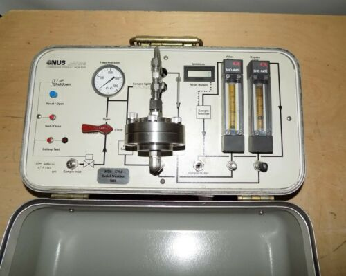 NUS CORROSION PRODUCT MONITOR TESTER