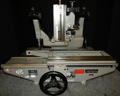 Jm Sip Societe Genevoise Mu-214b Universal Measuring Machine - Loaded 1660