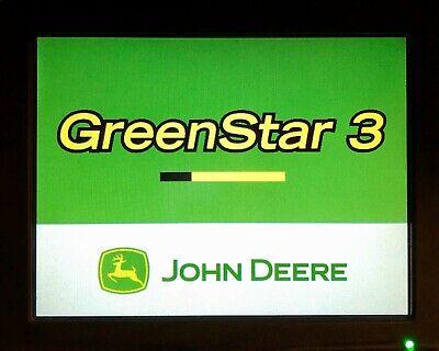 John Deere Greenstar Gs3 2630 Display Monitor W Autotrac Sf2