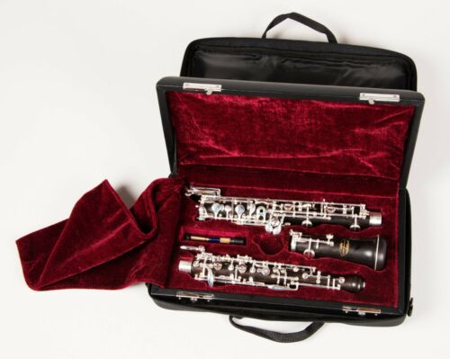 Tempest Oboe Full French Conservatory Side F Key 3rd Octave Key 5-Year Warranty