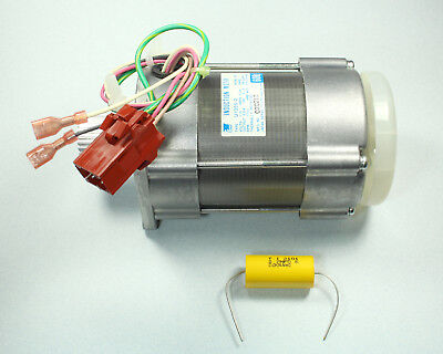 New Servo Induction Motor 127k14462 U1355-2 Large 120vac 60hz Made In Japan