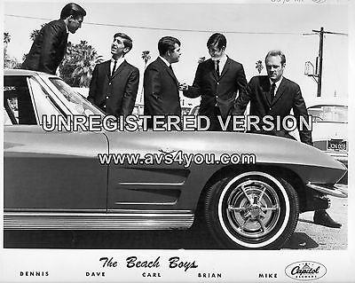 """Beach Boys 10"""" x 8"""" Photograph no 19"""