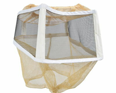 New Vivo Beekeeper Beekeeping Veil Mosquito Head Net