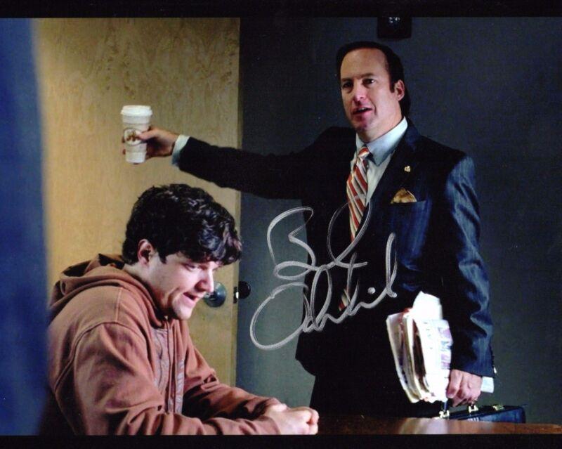 GFA Breaking Bad Saul * BOB ODENKIRK * Signed Autograph 8x10 Photo PROOF B4 COA