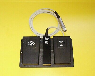 Foot Switch For C Arm Philips Bv25- Gold - Other 4522 126 76995