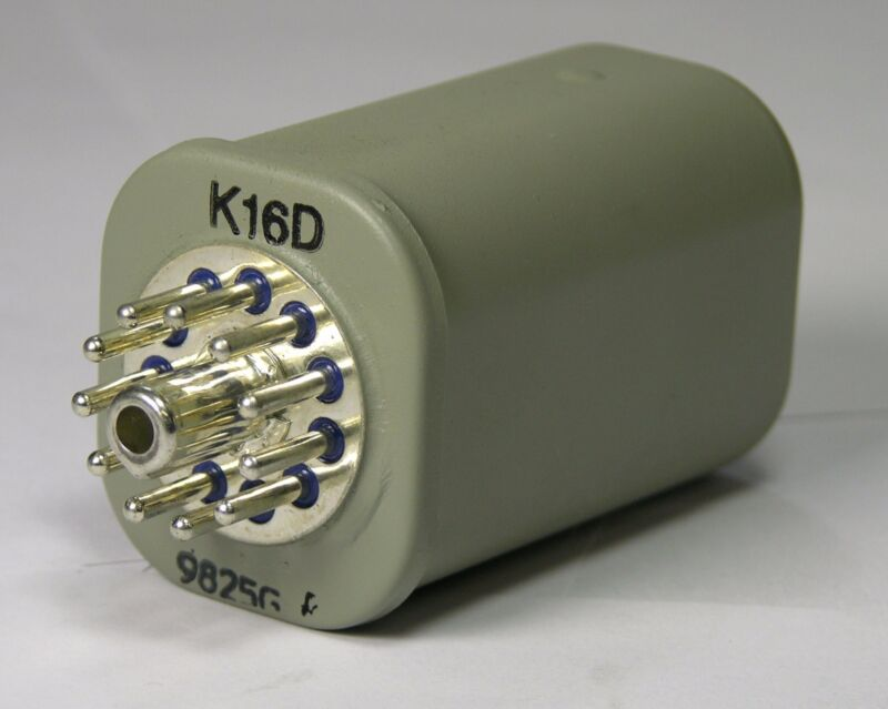 C2-K16D MICON / Powell Industries Relay, For MICON C2 Control Systems