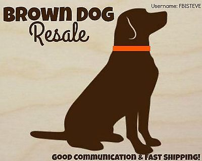 Brown Dog Resale