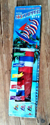 SPECTRA STAR Flying Skyclipper Ship Kite (inspired by Bali crafters) md 2000 NIB Fly Away Kite