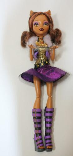 Monster High Clawdeen Wolf Ghoul