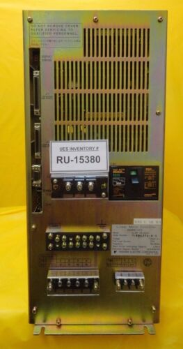 Yaskawa 4S064-210 Linear Motor Controller CLSR-1B-N2CC Nikon NSR-S204B Used