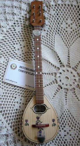 Greek BAGLAMA Small BOUZOUKI Professional handmade string instrument NEW unique