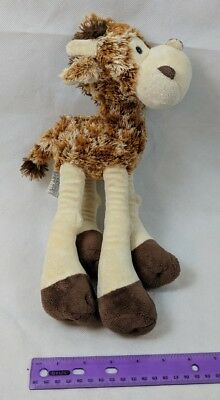 "Princess Soft Toys by Melissa & Doug Tan/Brown Giraffe 12"" Plush Stuffed Animal"