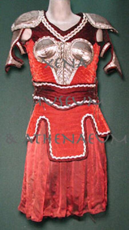 ORIGINAL SCREEN USED XENA WARRIOR PRINCESS WARDROBE PROP - GABRIELLE ARCHANGEL!
