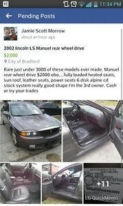 2002 Lincoln LS Other