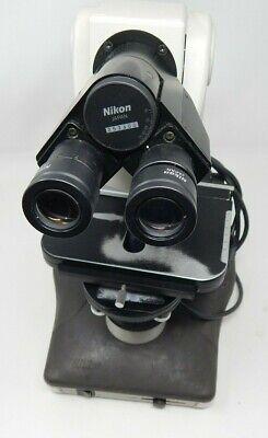 Nikon Labophot-2 Phase Contrast Microscope