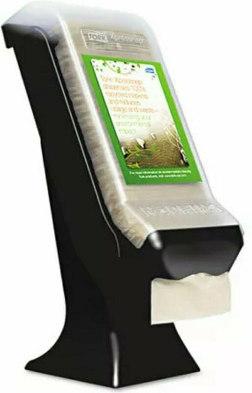 Tork Xpressnap Stand ABS Napkin Dispenser 32XPS Clear/Black