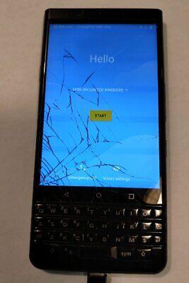 Blackberry KEYone Black Edition 64GB BBB100-1 4GB RAM ATT USED