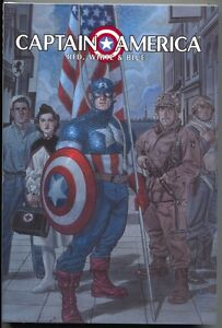 Captain-America-Red-White-Blue-HC-Marvel-2002-NM-111-Tales-Of-Suspense-66