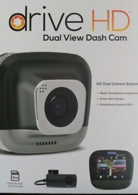 Cobra Drive Full HD Smartphone Bluetooth Enhanced Dash Cam 8GB Micro SD CCDC4420