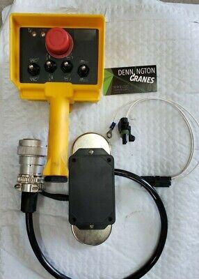 Imt Pendant Wireless Remote Hydraulic Crane 1015 2020 3820 1014 2015 2820 1016
