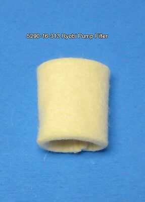 Ryobiitek 28003200 Series Printing Press Felt Pump Filter 1 Per Pkg