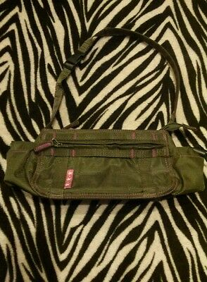 Pink Army Costume (Army Military Costume Purse Army Green and Pink)
