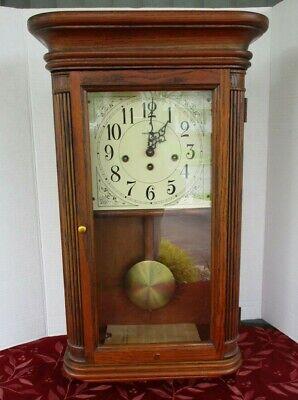 Howard Miller Wall/ Mantle Clock Westminster Chime 613-108 Sandringham