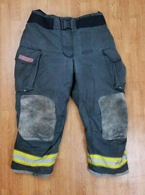 Black Globe Gxtreme 44 X 30 Bunker Pants Turnout Pants Firefighter