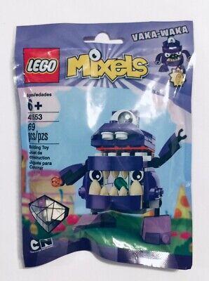 Lego Mixels Vaka-Waka Series 6 Set 41553 Purple Bag Unopened Brand New Genuine