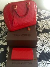 NEW AUTHENTIC LOUI VUITTON BAG AND WALLET Rooty Hill Blacktown Area Preview