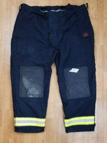 Globe LifeLine EMT EMS Tech Rescue Firefighter Turnout Pants Sz. 4XL