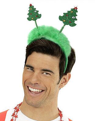 Weihnachtsbaum Wackelnde Weihnachtsbäume Haarreif Hut Herren Weihnachtsfeier ()