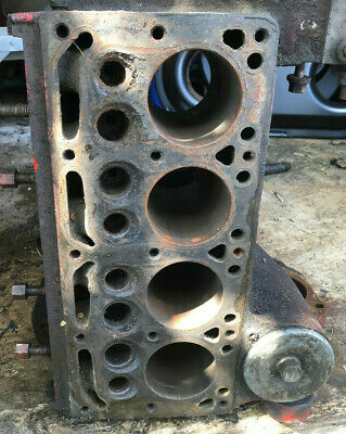 Farmall International Cub Or Low Boy Tractor Original Engine Block Pre-owned