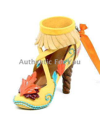 NEW Disney Parks Pocahontas Princess Shoe Heel Resin Christmas Tree Ornament