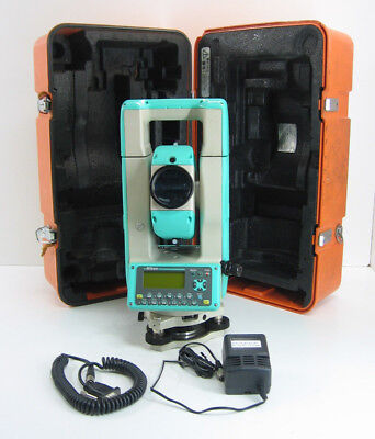 Nikon Dtm-520 Total Station For Surveying One Month Warranty