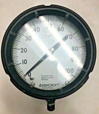Ashcroft 5 Gauge 100