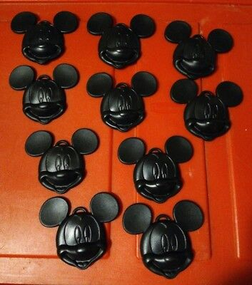 Lot of 20 New Mickey Mouse Shaped Balloon Weights  3