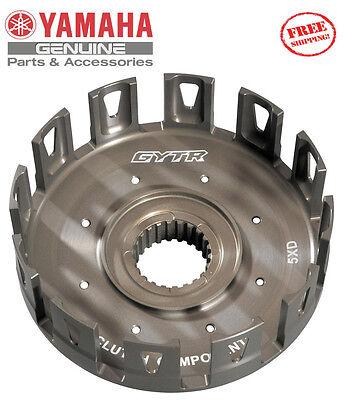 YAMAHA WR450F YZ450F GYTR Billet Clutch Cover 2003-2015 GYT-5XD35-10-AL