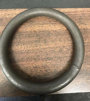 716 X 3 Welded O Ring Grade 80 4130 Hardened Alloy Steel Lift Rig Climb Chain