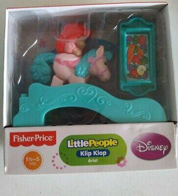 Fisher Price Little People Klip Klop ARIEL