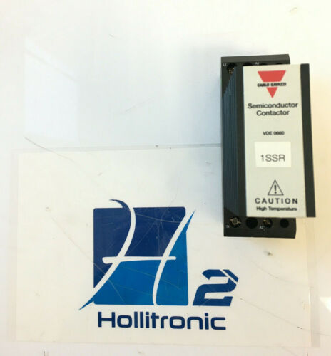 Carlo Gavazzi Semiconductor Contactor VDE 0660 RN1A48A30 Solid State Relay