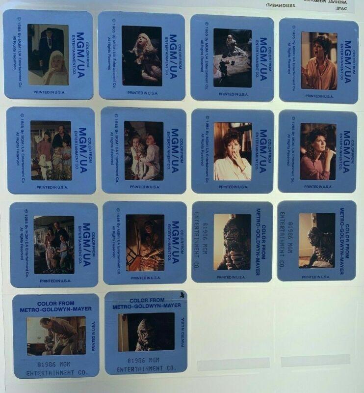 Poltergeist II Horror Movie 35mm Slides 1986 Press Promo Heather O