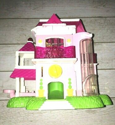 "Blip Toys SQUINKIES Barbie Dream House Playset 8"" Toy No dolls included"