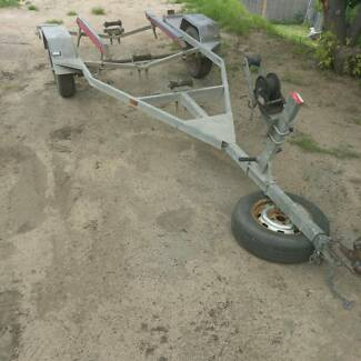 Boat trailer for sale suits boats around 10-14ft..
