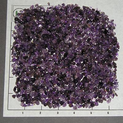 Amethyst A Grade 4 10Mm Tumbled 1 2 Lb Bulk Xmini Stones Quartz Purple India L03