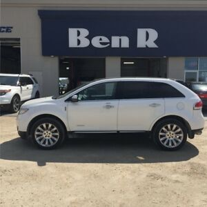 2012 Lincoln MKX Limited