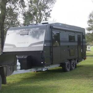 Kokoda Off Road Family Caravan