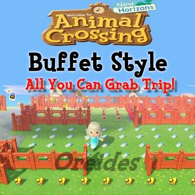 All you can Grab trip, Animal Crossing New Horizon, Bells, NMT, Gold Nuggets