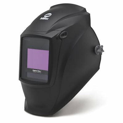 Miller 281000 Digital Elite Welding Helmet Black