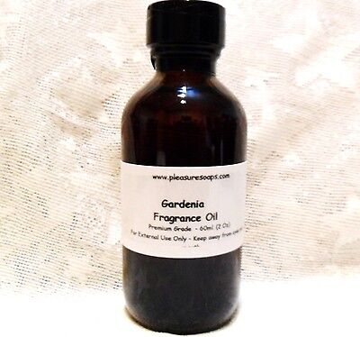 Gardenia Fragrance Oil Phthalate Free  for soap making, cand